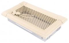 Каминная решетка RETRO слоновая кость 10х20 см